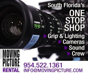 Moving Picture - Grip & Lighting, Cameras, Sound, Crew for Film & Television Production