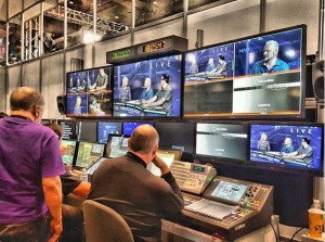 Camera di controllo NABShow