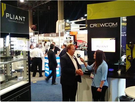 Pliant Technologies with Gary Rosen presenting Crewcom