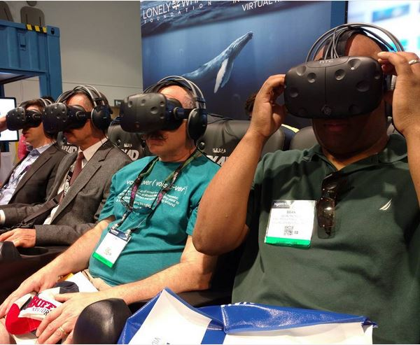 Virtual reality from Dell