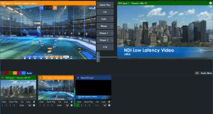 vMix NDI Screenshot