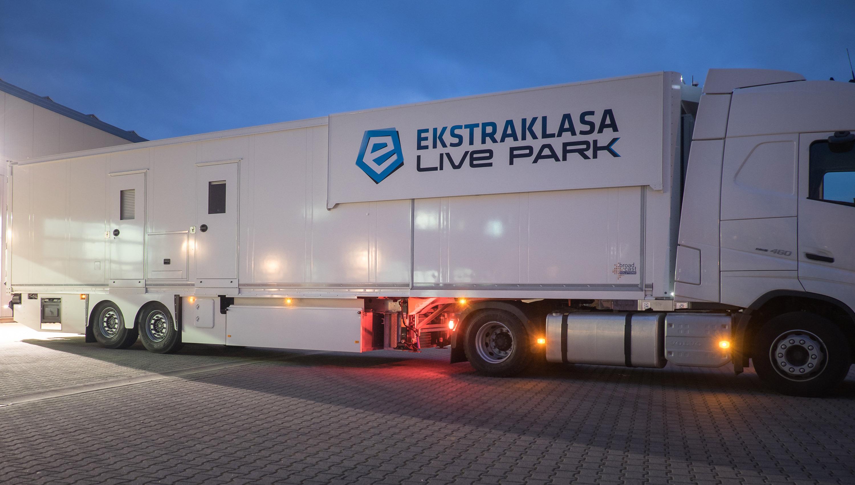 Ekstraklasa Live Park PRESS