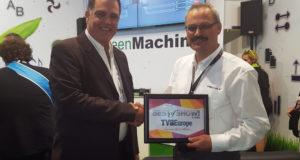 LYNX Technik greenMachine Best in Show