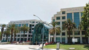 Amazon Studios in Santa Monica, California