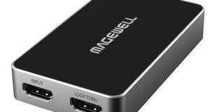 Magewell ကို USB Capture အ HDMI Plus အား