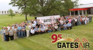 gatesair-quincy-employees-95-years-logo