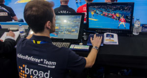 videoReferee at IHF Handball World Championships France 2017_press
