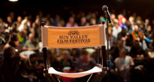 Sun Valley Film Festival gives grants to filmmakers and a chance to be in the directors chair