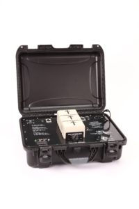 DC Air Lithium Ion battery switchable 12 or 24 VDC approved for passenger jet carry on