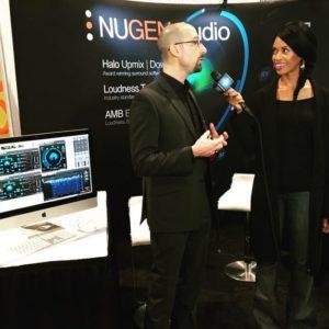 NUGEN Audio Technical Director, Paul Tapper, & Award winning surround software
