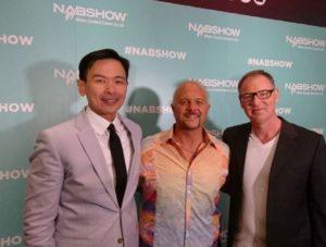 Ryan just interviewed Actor Joel De La Fuente and Executive Producer Daniel Percival of Amazon Prime's Man In The High Castle.