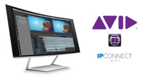 Bluefish444 Avid IPConnect API ကို