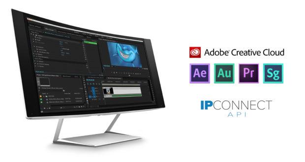 Bluefish444 Adobe IPConnect API