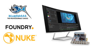 Bluefish444 official Nuke and Nuke Studio support