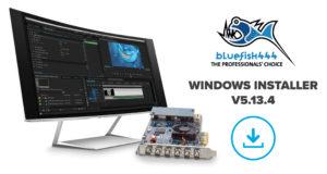 Bluefish444 New Windows Installer for Epoch range I/O cards
