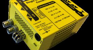 CQS 1441 yellobrik bi-directional 12G/3G single-link/quad-link converter