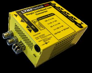 CQS 1441 yellobrik bidireccional 12G / 3G un sol enllaç / quad-link converter