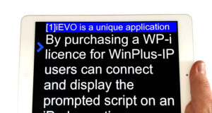Autoscript Introduces iPad Prompting For WinPlus-IP – NAB