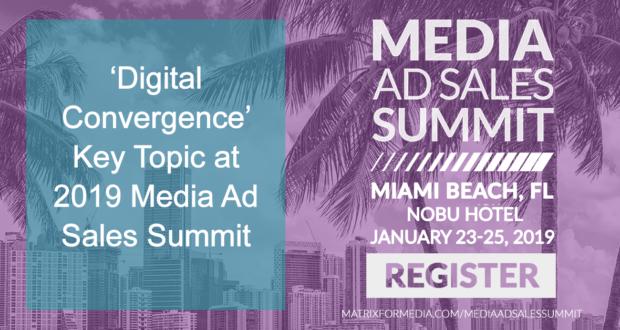 Media Ad Sales Summit