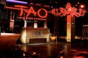TAO Restaurant an Nuetsclub - Las Vegas