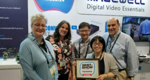 Magewell and distributor Mobile Video Devices with the Best of Show Award for the Pro Convert family
