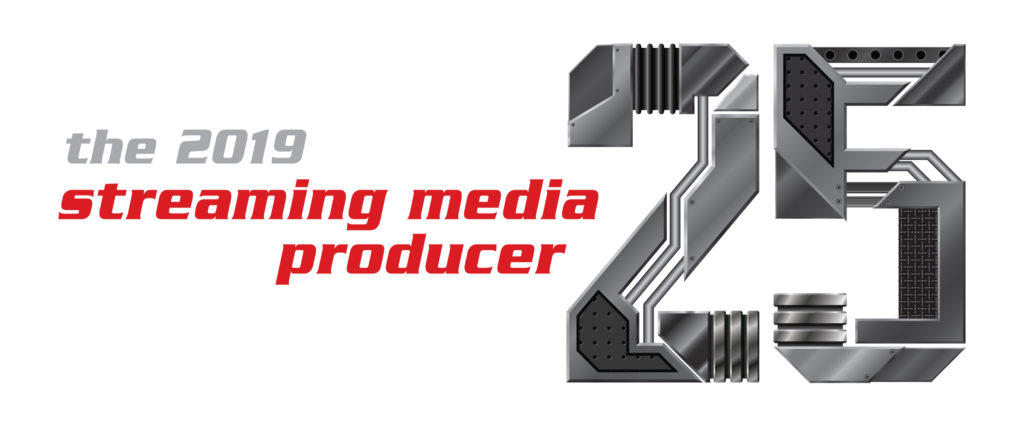 Streaming Media Produzent 25