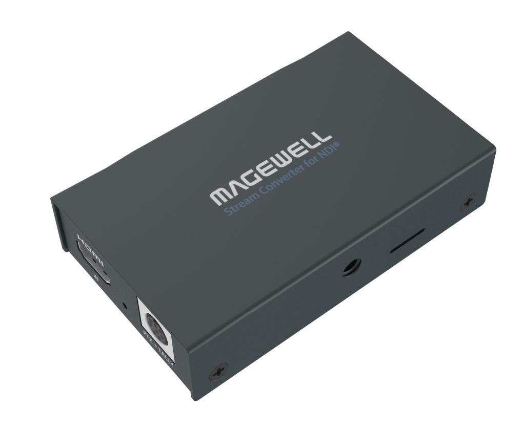 Magewell Pro Convert HDMI TX NDI Encoder