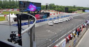 Silvus Microwave Technology at China Touring Car Championships