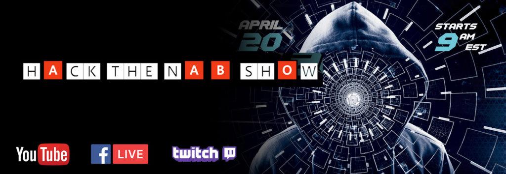 Hack de NAB Show Slide