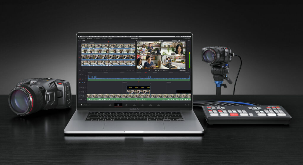 Blackmagic Design Announces New Atem Mini Pro Iso Nab Show News 2020 Nab Show Media Partner And Producer Of Nab Show Live Broadcast Engineering News