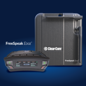 Clear-Com's FreeSpeak Edge