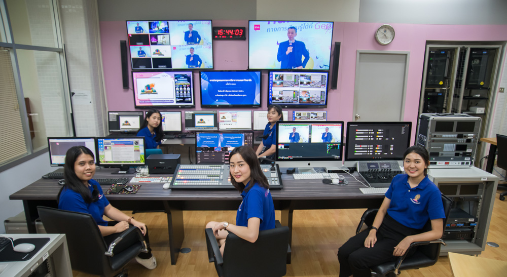 Chulalongkorn University Uses Blackmagic Design Workflow For Online And Streaming Classes Nab Show News 2020 Nab Show Media Partner And Producer Of Nab Show Live Broadcast Engineering News