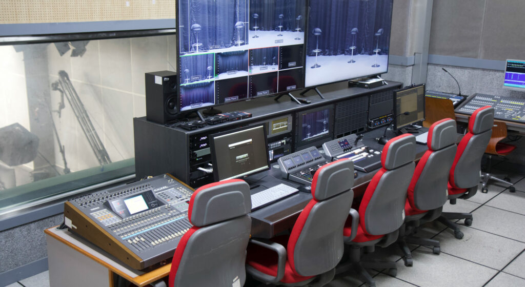 Korea Animation High School Builds New Broadcast Studio With Blackmagic Design Camera And Switchers Nab Show News 2020 Nab Show Media Partner And Producer Of Nab Show Live Broadcast Engineering News