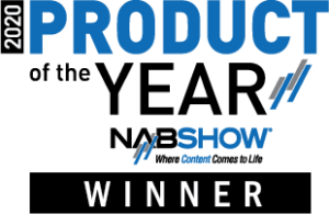 NAB Product of the Year Logo