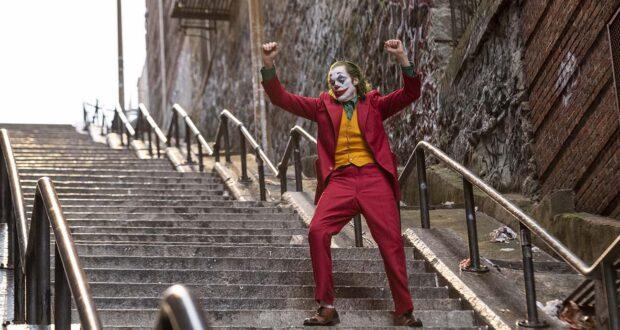 Frame from Joker