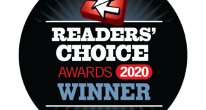 Zdobywca nagrody Streaming Media Readers Choice