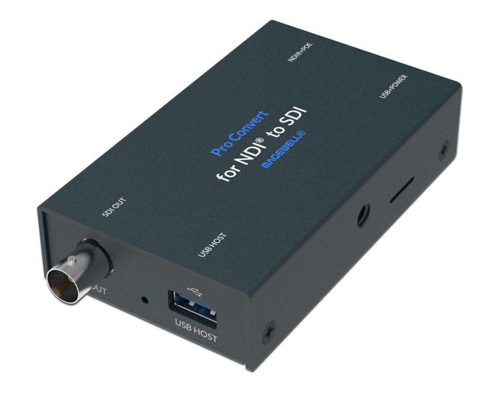 Magewell Pro Convert për NDI në SDI