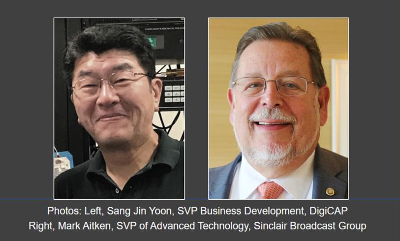 Accord de licence DigiCAP et Sinclair