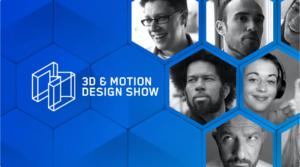 Maxon April 3D Motion Design Show
