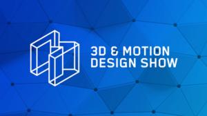 Exposición de diseño de movimiento y 3D de Maxon May