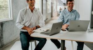 Beam Founders David Kaszycki and Ryan DeMars